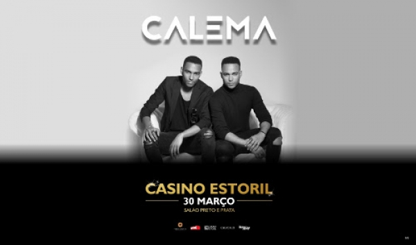 Calema no casino estoril