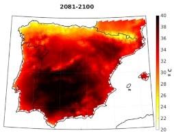 ITemperaturas insustentáveis até 2100